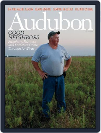 Audubon May 2nd, 2012 Digital Back Issue Cover