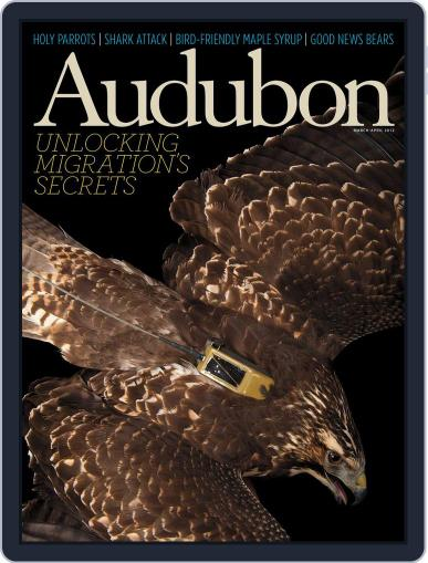 Audubon (Digital) March 1st, 2012 Issue Cover