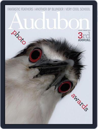 Audubon (Digital) January 2nd, 2012 Issue Cover