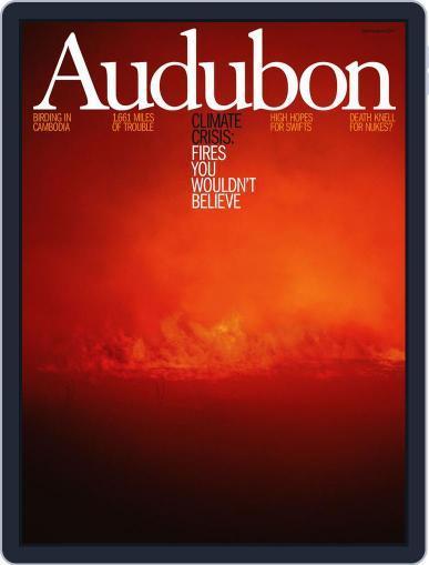 Audubon June 24th, 2011 Digital Back Issue Cover