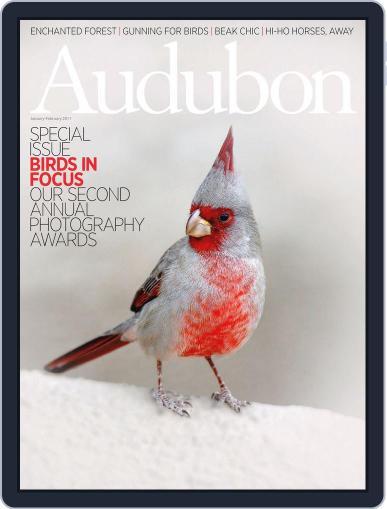 Audubon (Digital) December 24th, 2010 Issue Cover