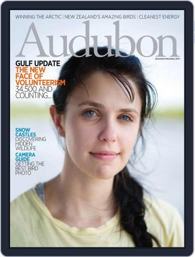 Audubon (Digital) October 27th, 2010 Issue Cover