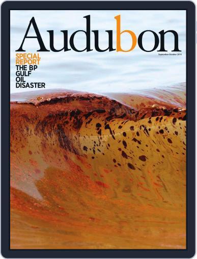 Audubon August 26th, 2010 Digital Back Issue Cover