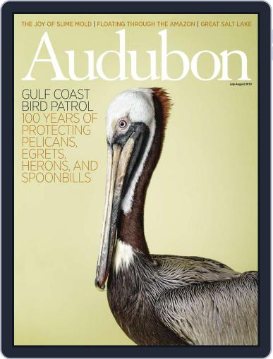 Audubon June 22nd, 2010 Digital Back Issue Cover
