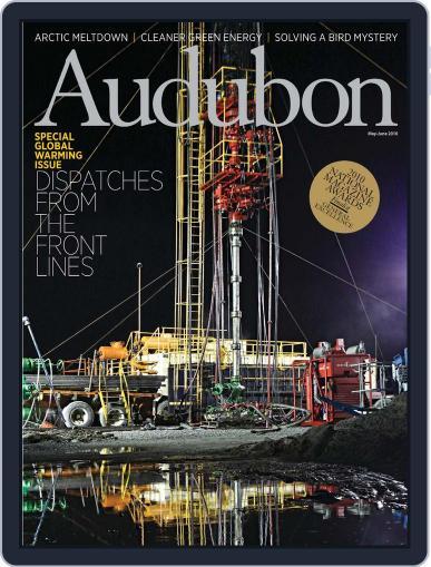 Audubon June 4th, 2010 Digital Back Issue Cover