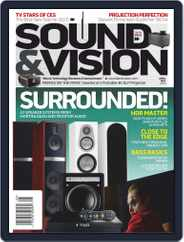 Sound & Vision (Digital) Subscription April 1st, 2020 Issue