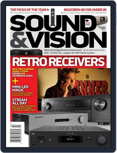 Sound & Vision (Digital) February 1st, 2020 Issue Cover