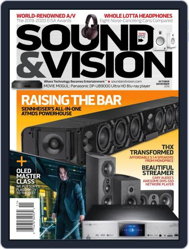 Sound & Vision (Digital) October 1st, 2019 Issue Cover