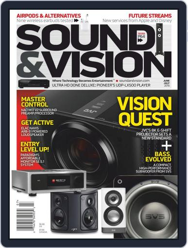 Sound & Vision (Digital) June 1st, 2019 Issue Cover