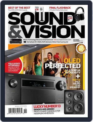 Sound & Vision October 1st, 2018 Digital Back Issue Cover