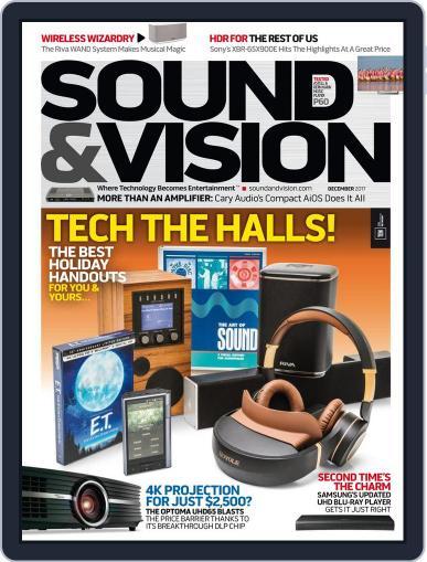Sound & Vision (Digital) December 1st, 2017 Issue Cover