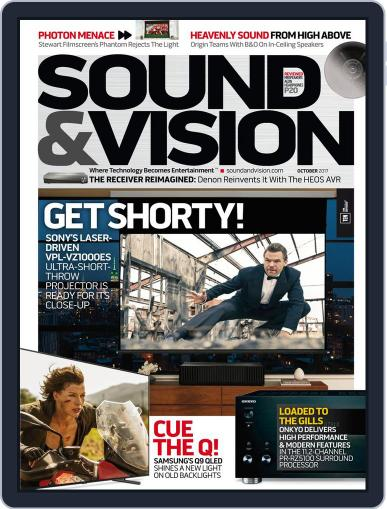 Sound & Vision (Digital) October 1st, 2017 Issue Cover