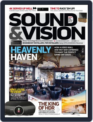 Sound & Vision (Digital) September 2nd, 2016 Issue Cover