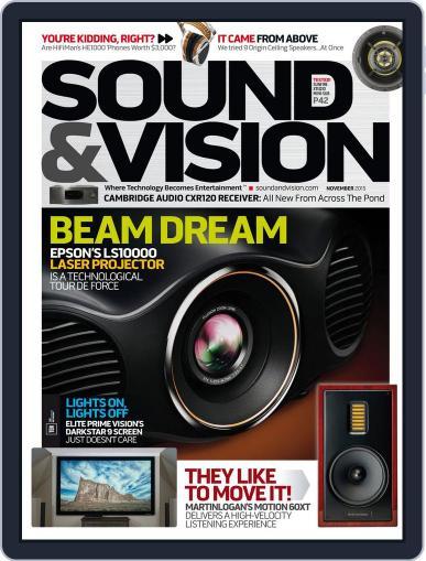 Sound & Vision (Digital) November 1st, 2015 Issue Cover