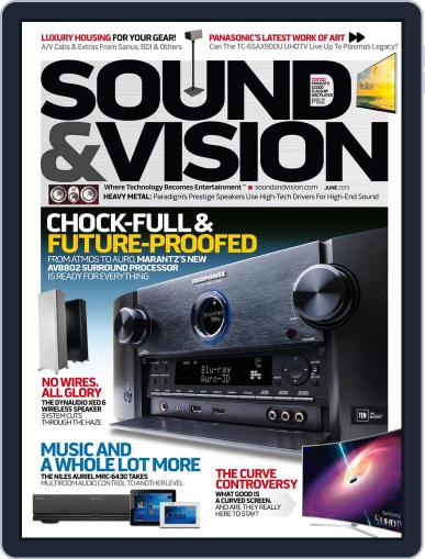 Sound & Vision (Digital) June 1st, 2015 Issue Cover