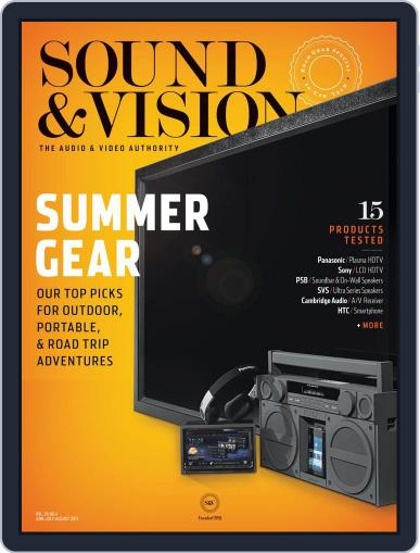 Sound & Vision (Digital) May 25th, 2013 Issue Cover