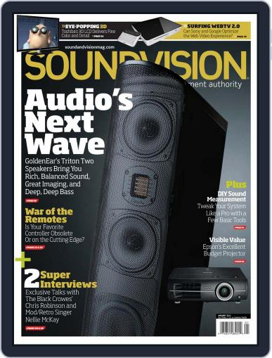 Sound & Vision (Digital) December 18th, 2010 Issue Cover