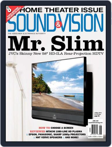 Sound & Vision (Digital) May 15th, 2007 Issue Cover