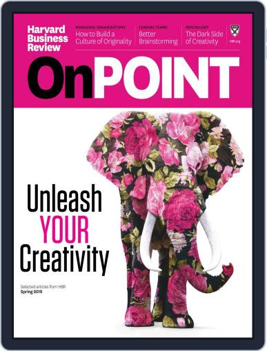 Harvard Business Review Special Issues March 1st, 2019 Digital Back Issue Cover