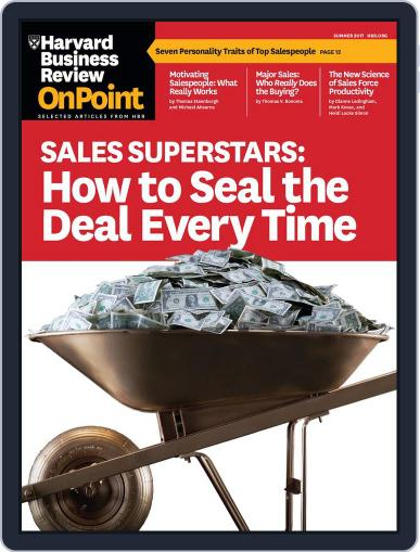 Harvard Business Review Special Issues (Digital) April 1st, 2017 Issue Cover