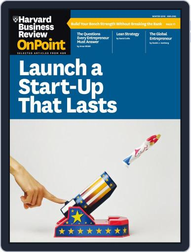 Harvard Business Review Special Issues (Digital) October 1st, 2016 Issue Cover