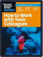 Harvard Business Review Special Issues (Digital) Subscription August 9th, 2016 Issue