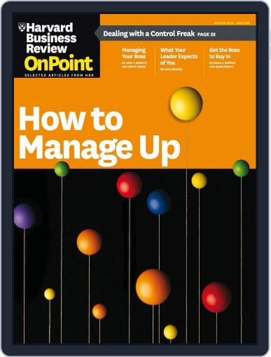 Harvard Business Review Special Issues (Digital) February 16th, 2016 Issue Cover