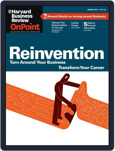 Harvard Business Review Special Issues (Digital) February 27th, 2012 Issue Cover