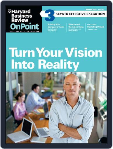 Harvard Business Review Special Issues (Digital) July 15th, 2011 Issue Cover
