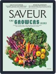Saveur (Digital) Subscription April 24th, 2019 Issue