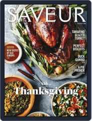 Saveur (Digital) Subscription November 1st, 2015 Issue