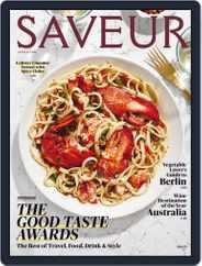 Saveur (Digital) Subscription October 1st, 2015 Issue