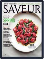 Saveur (Digital) Subscription April 1st, 2015 Issue