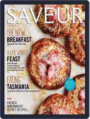 Saveur (Digital) Subscription March 1st, 2015 Issue