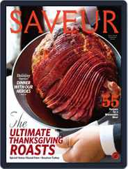 Saveur (Digital) Subscription November 1st, 2014 Issue