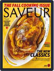 Saveur (Digital) Subscription October 1st, 2014 Issue