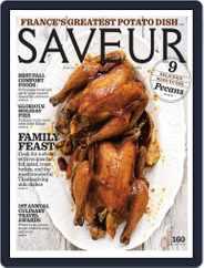 Saveur (Digital) Subscription November 1st, 2013 Issue
