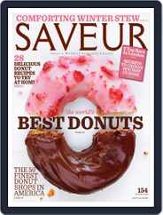Saveur (Digital) Subscription March 1st, 2013 Issue