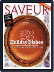 Saveur (Digital) Subscription October 17th, 2012 Issue