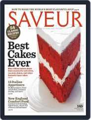 Saveur (Digital) Subscription February 11th, 2012 Issue