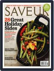 Saveur (Digital) Subscription October 9th, 2011 Issue