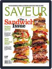 Saveur (Digital) Subscription March 19th, 2011 Issue