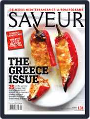 Saveur (Digital) Subscription July 17th, 2010 Issue