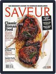 Saveur (Digital) Subscription March 13th, 2010 Issue