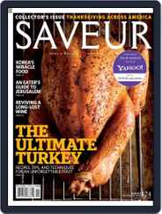Saveur (Digital) Subscription October 17th, 2009 Issue