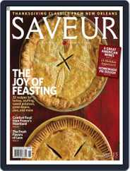 Saveur (Digital) Subscription October 18th, 2008 Issue