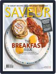 Saveur (Digital) Subscription September 13th, 2008 Issue