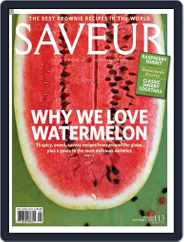 Saveur (Digital) Subscription July 26th, 2008 Issue
