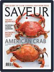 Saveur (Digital) Subscription May 6th, 2008 Issue