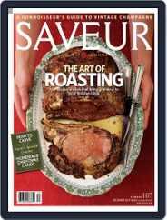 Saveur (Digital) Subscription November 17th, 2007 Issue